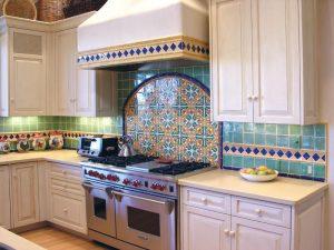 کاشی ارزان در کرج و البرز / کاشی آشپزخانه سنتی